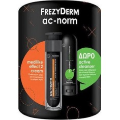 FREZYDERM AC-NORM MEDILIKE EF.TYPE2 50ml & Active Cleanser 80ml ΔΩΡΟ