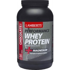 Lamberts Performance Whey Protein Σοκολάτα 1000gr