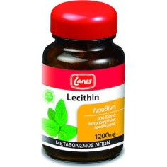 LANES LECITHIN 1200mg 30tabs