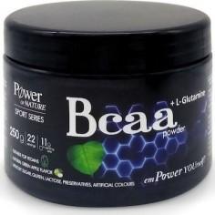 POWER SPORT SERIES Bcaa + L-Glutamine Powder 250g