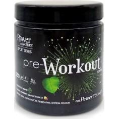 POWER SPORT SERIES Pre-Workout Strawberry-Lemon Powder 250g