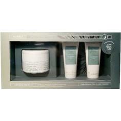 Korres White Pine Night Cream 40ml & Κρέμα Καθαρισμού 16ml & Γαλάκτωμα Καθαρισμού 16ml