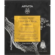 APIVITA EXPRESS Face Mask TissueΙ Mastic 15ml