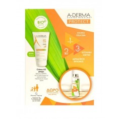 ADERMA SUN PROTECT CREAM AD 50+spf 150ml & GIFT KID
