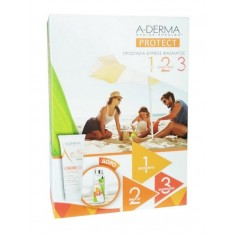 ADERMA SUN PROTECT KIDS Lait 50+spf 250ml & GIFT KID
