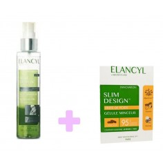 ELANCYL SLIM DESIGN HUILE MINCEUR  150ML &ELANCYL Slim Design Firm 60caps