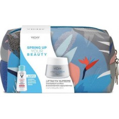 Vichy Spring Up Your Beauty Liftactiv Supreme Rich 50ml & Δώρο Micellar Water 100ml & Νεσεσέρ
