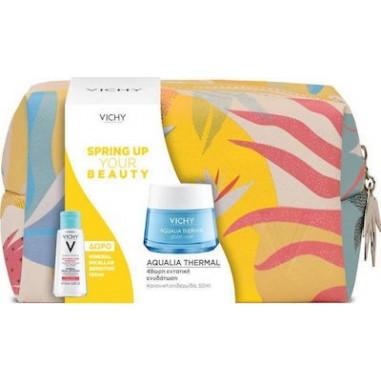 Vichy Spring Up Your Beauty Aqualia Thermal Light 50ml & Δώρο Micellar Water 100ml & Νεσεσέρ