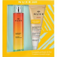 NUXE SUN Delicious Fragrant Water 100ml & ΔΩΡΟ After Sun Hair & Body Shampoo 200ml