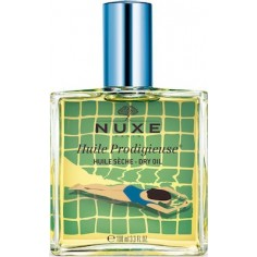 NUXE HUILE PRODIGIEUSE  DRY OIL BLUE100ml