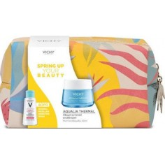 Vichy Spring Up Your Beauty Aqualia Thermal Gel-Cream50ml & Δώρο Micellar Water 100ml & Νεσεσέρ