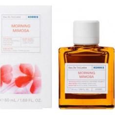 Korres Morning Mimosa Eau de Toilette 50ml