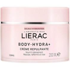 LIERAC BODY-HYDRA+ CREME NUTRI REPULPANT 200ml