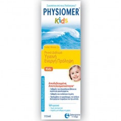 PHYSIOMER KIDS 2+ 115ml