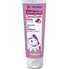FREZYDERM KID'S Sensiteeth Toothpaste 1000ppm 50ml