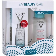 Vichy Promo Pack Mineral 89 50ml & Δώρο Mineral Micellar Water Sensitive 100ml