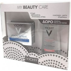 Vichy Promo Pack Liftactiv Supreme 50ml & Δώρο Mineral Micellar Water Sensitive 100ml