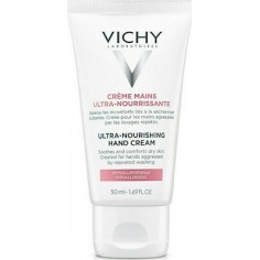 Vichy Ultra Nourishing Hand Cream 50ml