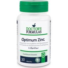 DOCTORS FORMULA OPTIMUM ZINC 30caps