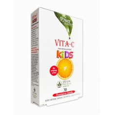POWER HEALTH VITA-C KIDS STEVIA 30TABS