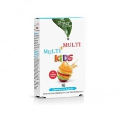 POWER HEALTH Kids Multi+Multi  30Chew. tablets