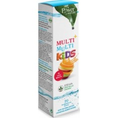 POWER HEALTH MULTI MULTI KIDS STEVIA 20 EFF.TABS