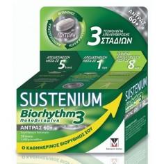 SUSTENIUM BIORYTHM3 60+  MAN 30TABS