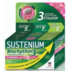 SUSTENIUM BIORYTHM3 WOMAN 30TABS