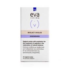 EVA BIOLACT 10 VAGINAL OVULES