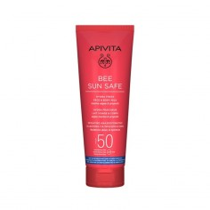 APIVITA BEE SUN SAFE HYDRA FRESH SPF50 FACE & BODY MILK 200mL