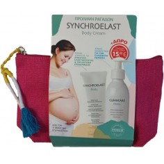 SYNCHROLINE SYNCHROELAST BODY CREAM 200ml + CLEANCARE INTIMO 200mL