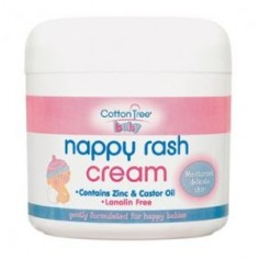 Nappy Rash Cream Cotton Tree 300ml