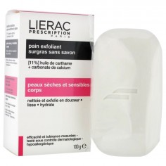 LIERAC PRESCRIPTION pain exfoliant surgras sans savon 100gr