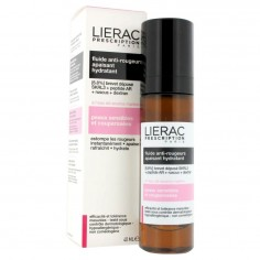 LIERAC PRESCRIPTION fluide anti-rougeurs apaisant hydratant 40ml