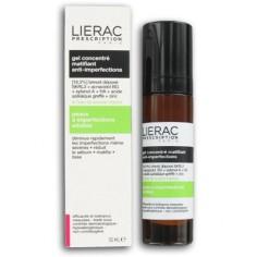 LIERAC PRESCRIPTION gel concentre matifiant 50ml