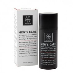 APIVITA MEN'S CARE MOISTURIZING CREAM-GEL 50ml