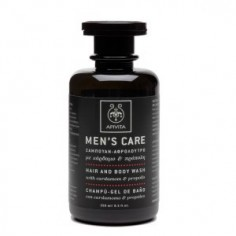 APIVITA MEN'S CARE SHAMPOO-BODY WASH 250ml