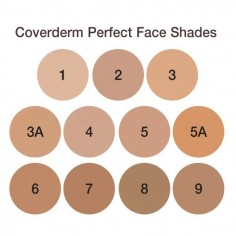 COVERDERM PERFECT FACE 6 30ML