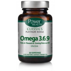 POWER Classics Platinum Omega 3.6.9 30s