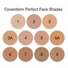 COVERDERM PERFECT FACE 5A PACK 30ML