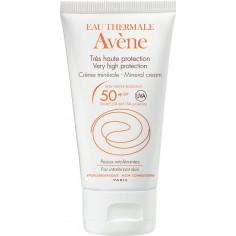 AVENE SUN Cream 50+ spf Mineral 50ml