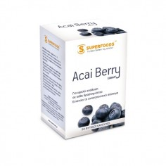 SUPERFOODS ACAI BERRY 300mg 50caps