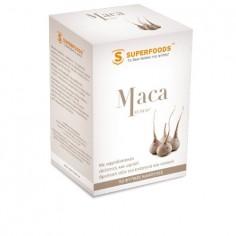 SUPERFOODS MACA EUBIAS 300mg 50caps
