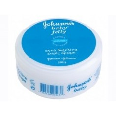 JOHNSON'S BABY JELLY NO AROMA 200gr