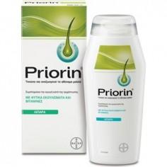 PRIORIN Shampoo ΛΙΠΑΡΑ 200ml