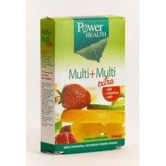 POWER Multi+Multi EXTRA 30 tablets