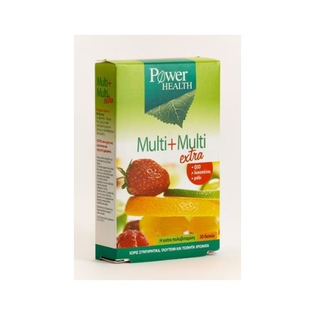POWER Multi+Multi EXTRA 30 tablets