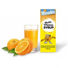 MINADEX MULTI VITAMIN sirop 100ml