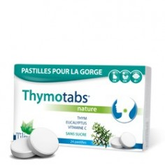 THYMO TABS NATURAL 24TMX