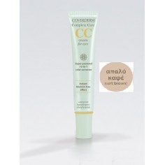 COVERDERM COMPLETE CARE CC CREAM EYES SOFT BROWN 15ml